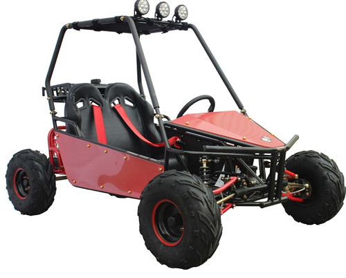 Massimo GKM-125 Go Kart, 4-Strock, Single Cylinder,