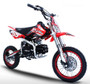 BMS PRO PREMIUM 125 DIRT BIKE, 125CC 4 SPEED MANUAL ENGINE