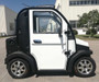 Cazador Two Passenger Electric LSV Street Legal Low Speed Vehicle Golf Cart