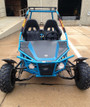 Vitacci BATMAN 200cc GKM Go Kart, 4 Stroke / Single cylinder/ Fully Auto With Reverse