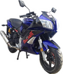 Roketa MC-06 Fully Assembled Fully Automatic Street Legal 150cc Sports Bike