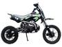 Taotao Db14 Semi-Automatic Off-Road Dirt Bike, Air Cooled, 4-Stroke, 1-Cylinder