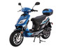 Taotao Thunder 50cc Free Matching Trunk Gas Street Legal Scooter - Fully Assembled and Tested