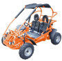 TrailMaster Mid XRX, 4-Stroke, Air Cooled, Single Cylinder GoKart, Carb Approved