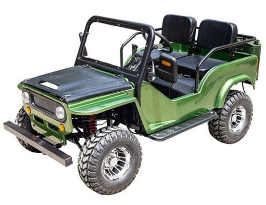 Shop Top-Class 2 Seater Go Kart from Lowest Price ATVS
