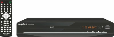Maxton DVD Player (DVD-H290UK)