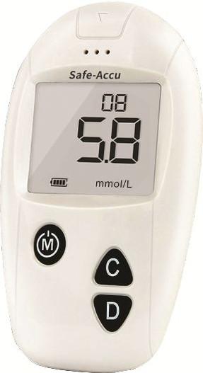 SINOCARE Safe-Accu Blood Glucose Monitor