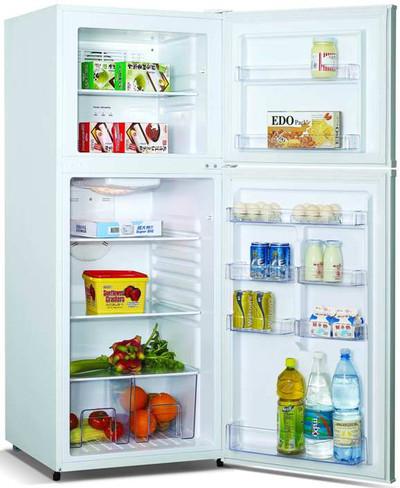 MAXTON 291L 2-Door Refrigerator (RF-291W)