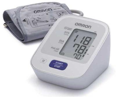 OMRON Blood Pressure Monitor (HEM-7121)