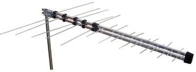 ORBIT Outdoor UHF/VHF TV Antenna (OTA-UV101A)