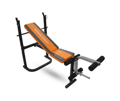 LIVEUP Inclined Weight Bench (LS1102)