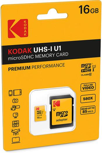 KODAK Micro SD Memory Card