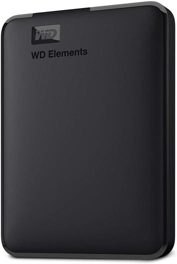WD 4TB Portable Hard Drive (WDBU6Y0040BBK)