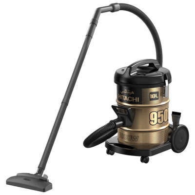 HITACHI 2100W Cannister Vacuum Cleaner (CV-950F)