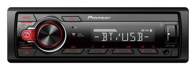 PIONEER Car Radio Player (MVH-S215BT) with Bluetooth