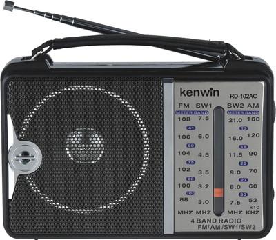 KENWIN Portable AM/FM Radio (RD-102AC)