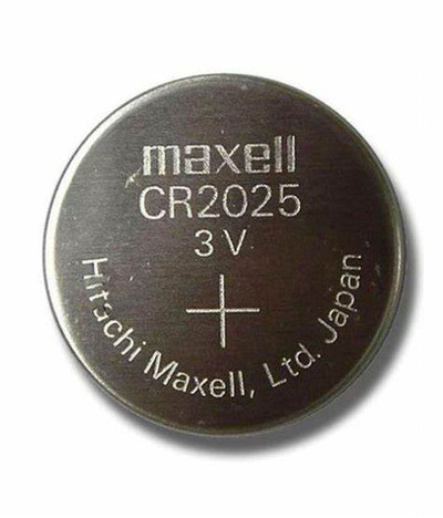 MAXELL 3V Coin Battery (CR-2025)