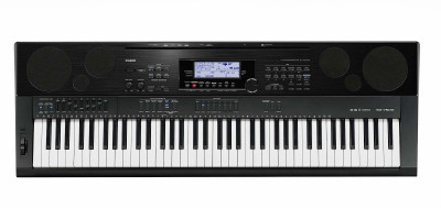 CASIO Electronic Keyboard (WK-7600)