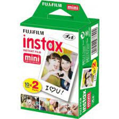 FUJIFILM Instax Glossy Film (2x10pack)