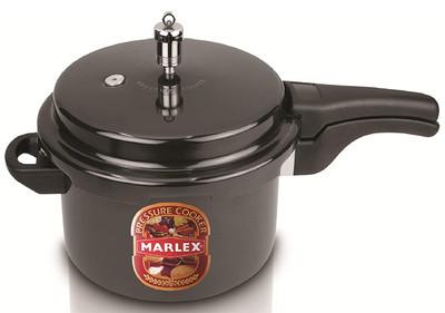 MARLEX 10L Hard Anodized Pressure Cookers (HAPC100)
