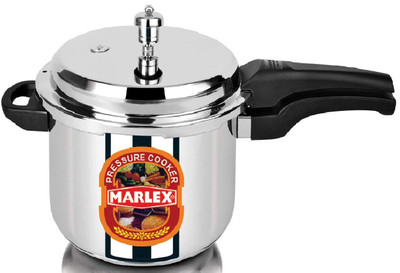 MARLEX 5L Stainless Steel Pressure Cookers (SSPC50)