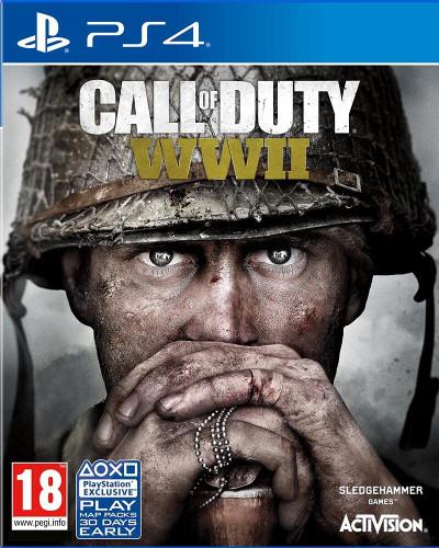 PS4 Call of Duty: World War II