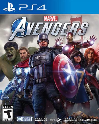 PS4 Marvel Avengers