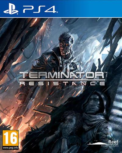 PS4 Terminator Resistance