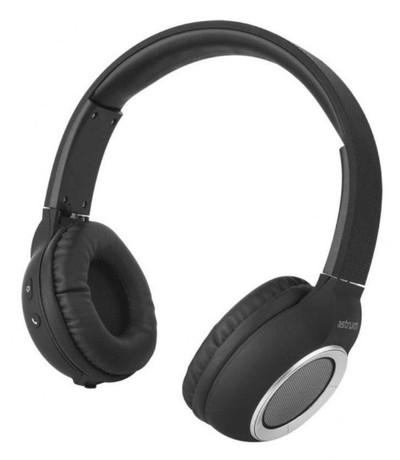 ASTRUM Bluetooth Headset with Mic-Black (HT300 BK)