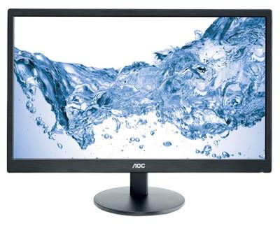 "AOC 23.6"" Full HD Monitor (E2470SWH)"