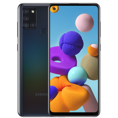 SAMSUNG Galaxy Smart Phone (A21s)