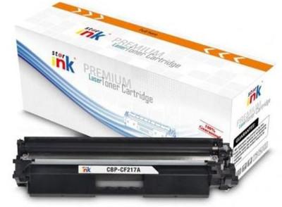 STAR INK Compatible CF217A Black Toner for HP (CBT-CF217A)