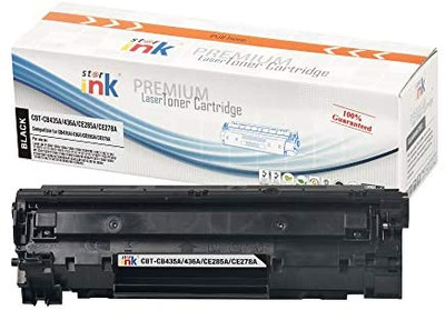STAR INK Compatible CE285A Black Toner for HP (CBT-CE285A)