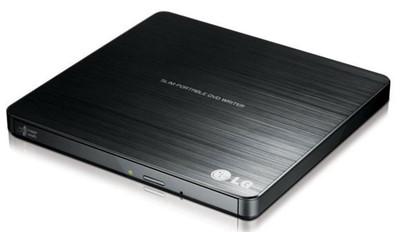 LG Super-Multi Portable DVD Rewriter (GP60NB50)