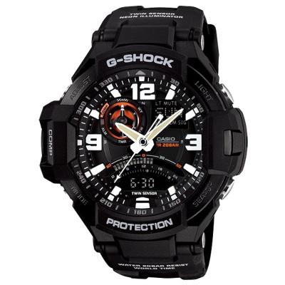 CASIO G-Shock Watch (GA-1000-1A)