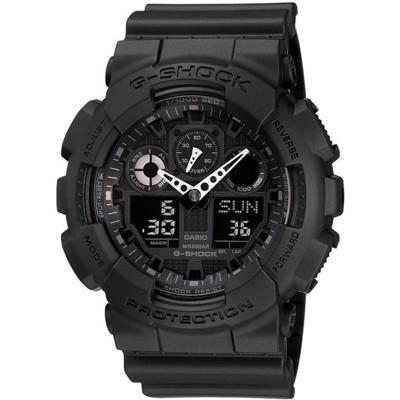 CASIO G-Shock Watch (GA-100-1A1)