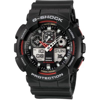 CASIO G-Shock Watch (GA-100-1A4)