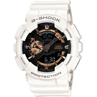 CASIO G-Shock Watch (GA-110RG-7A)