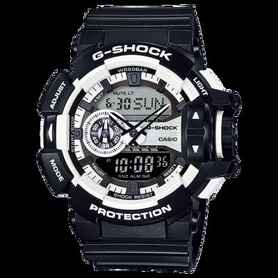 CASIO G-Shock Watch (GA-400-1A)