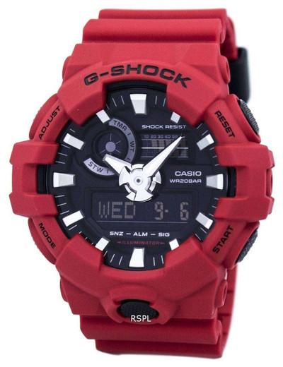 CASIO G-Shock Watch (GA-700-4A)