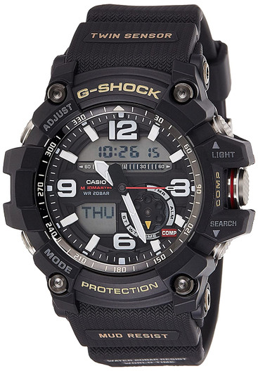 CASIO G-Shock Watch (GG-1000-1A)