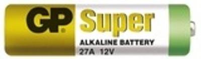GP 27A 12V Alkaline Battery (GP27AF-2C5)