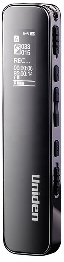 UNIDEN Digital Voice Recorder (AA1105)