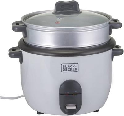 BLACK & DECKER 1.8L Rice Cooker (RC1860)
