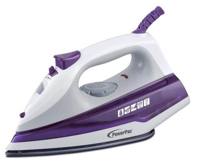 POWERPAC Steam Iron1400W (PPIN1107)