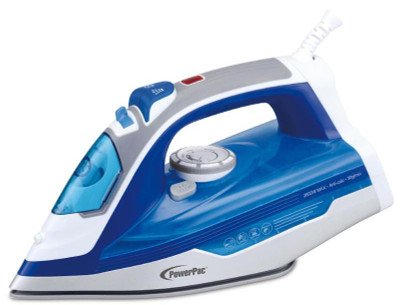 POWERPAC Steam Iron (PPIN2400)