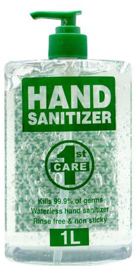 1ST CARE Hand Sanitizer 1L (180264)