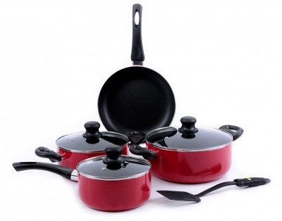 ROYALFORD 8pc Non-Stick Cookware Set (RF6082)