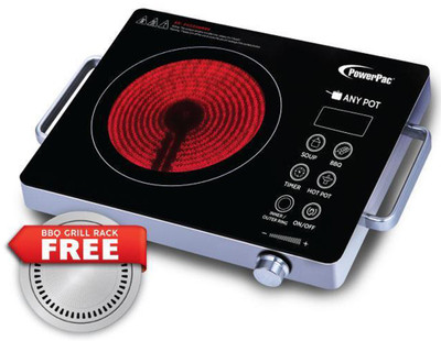 POWERPAC Ceramic Cooker (PPIC831)