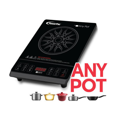 POWERPAC Ceramic Cooker (PPIC832)